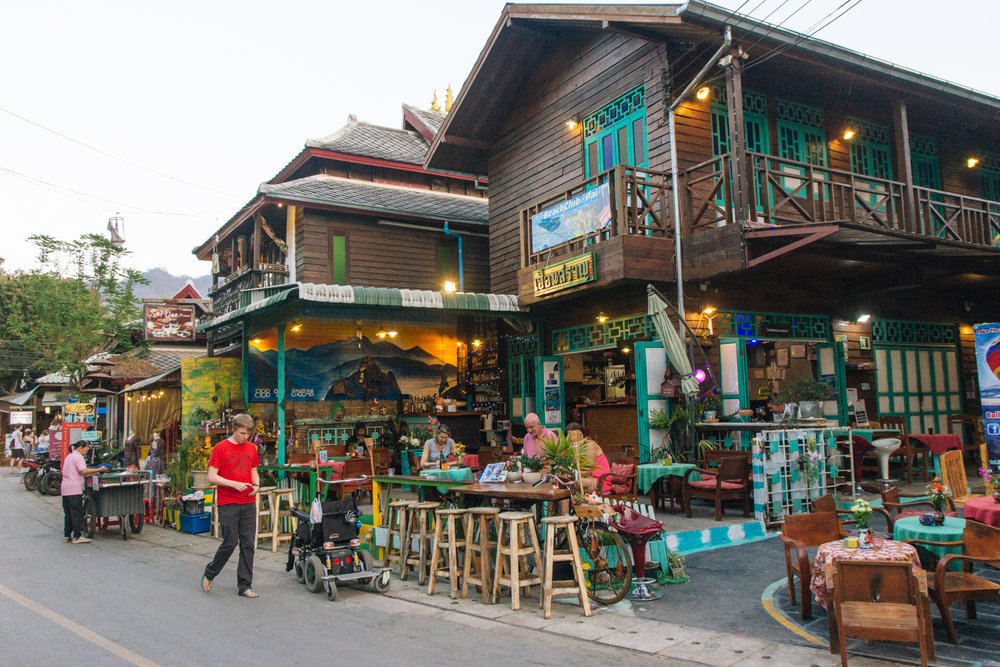 Pai, Tailândia