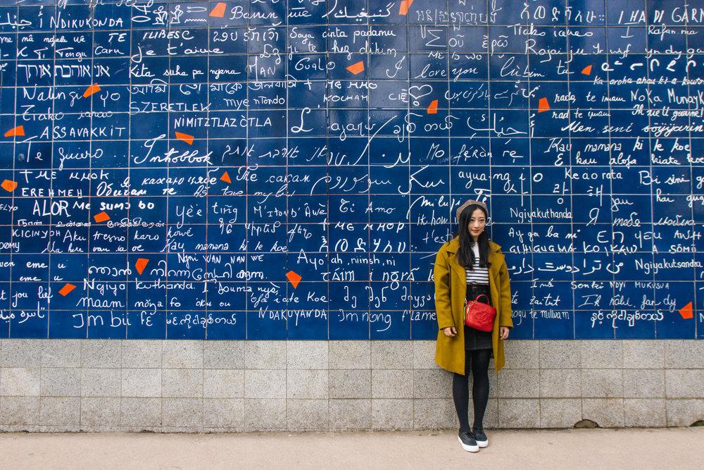 O Muro do Amor
