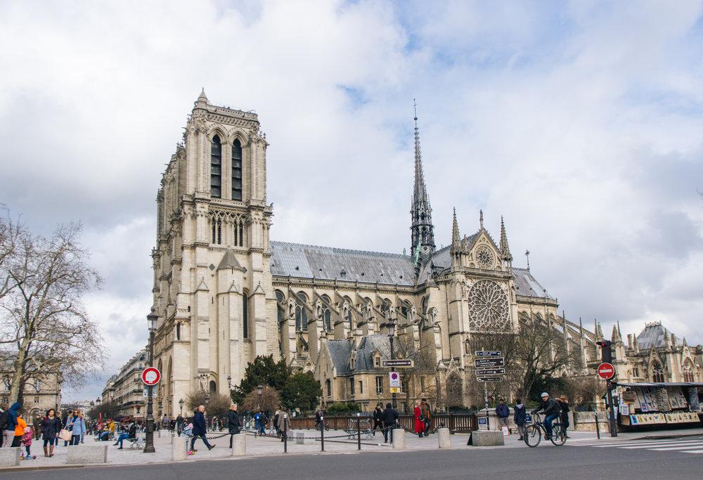 atedral de Notre-Dame