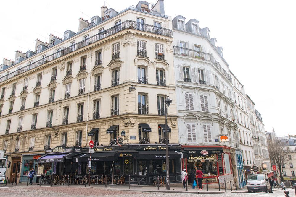 Esquinas de Paris