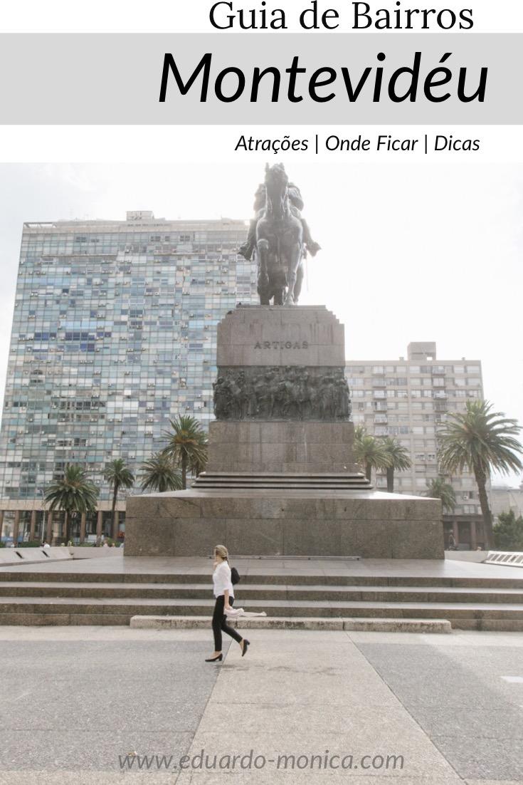 Guia de Bairros de Montevidéu: Atrações e Onde Ficar