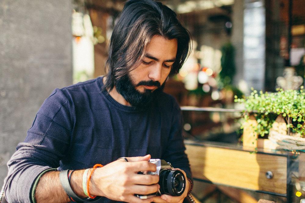 equipamentos fotografia iniciantes