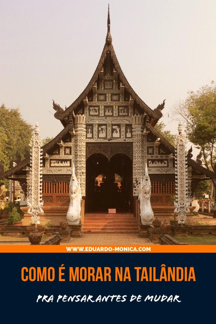 Como é Morar na Tailândia