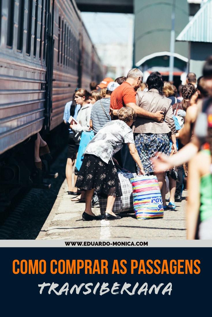 Como Comprar as Passagens de Trem da Transiberiana (e Ler o Ticket)