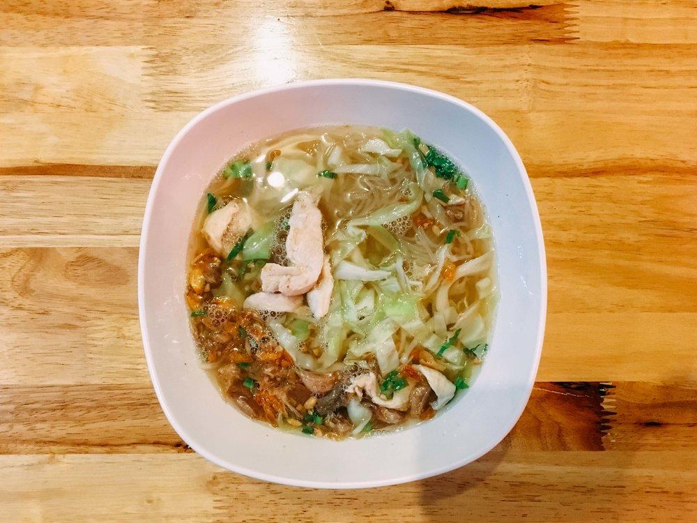 Sukhothai Noodle Soup