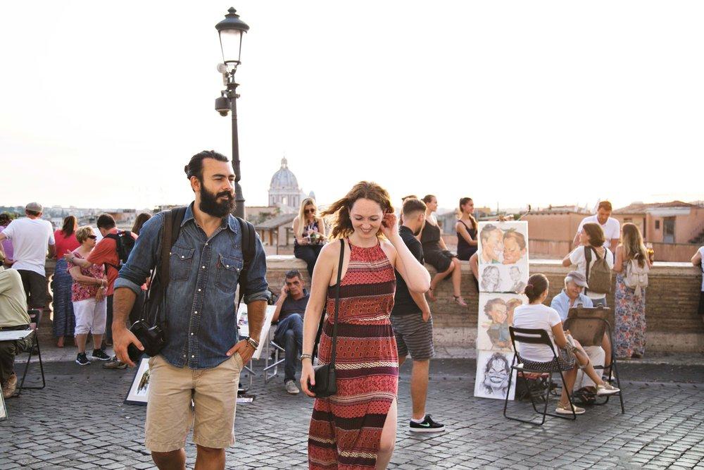 Piazza della Trinitá