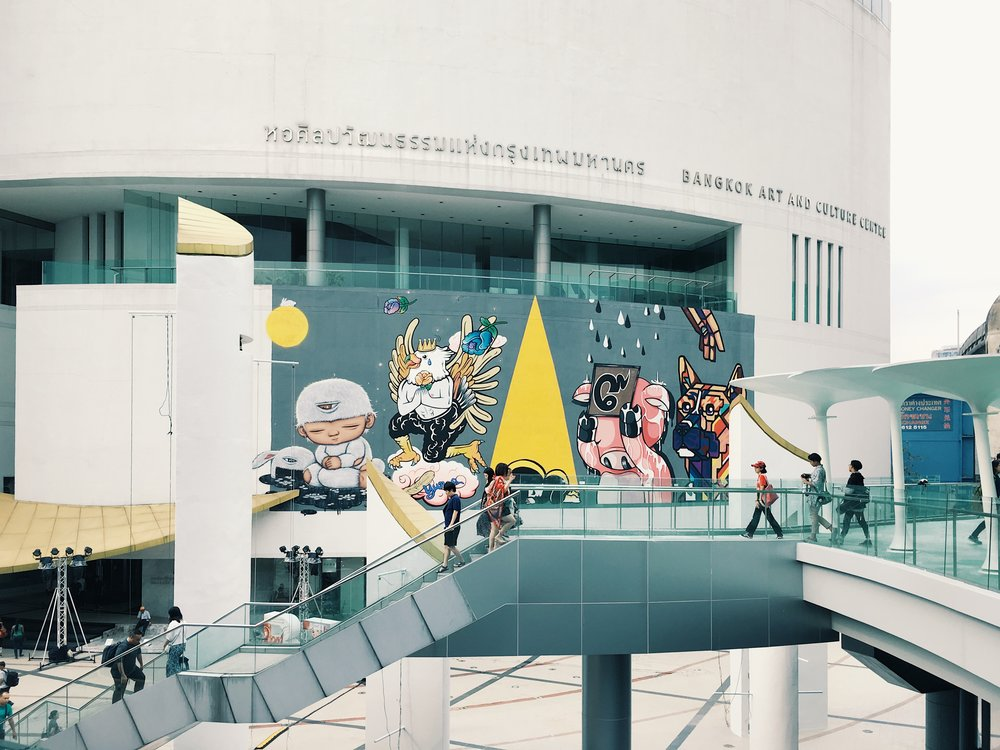 Bangkok Arte and Culture Center