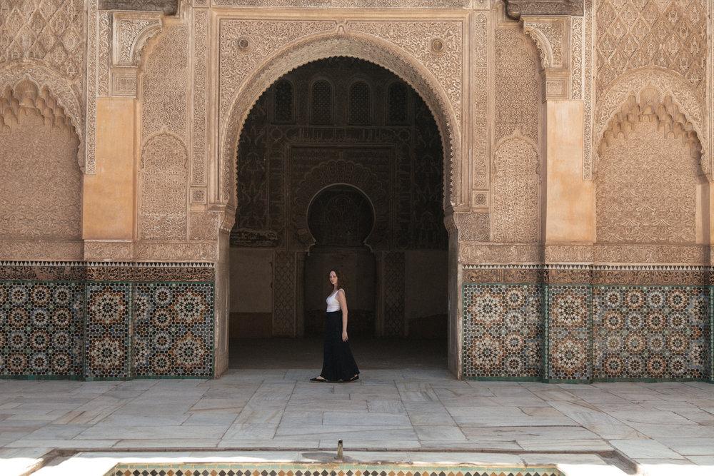 Merdesa Ben Youssef, Marrakesh