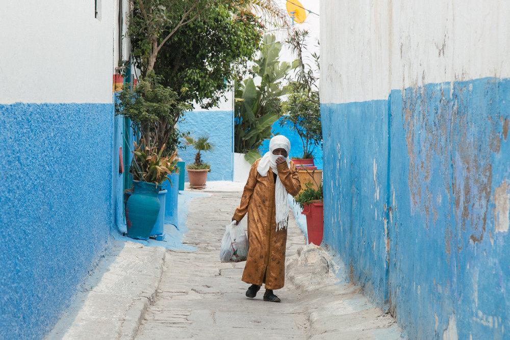 Kasbah des Udayas, Rabat