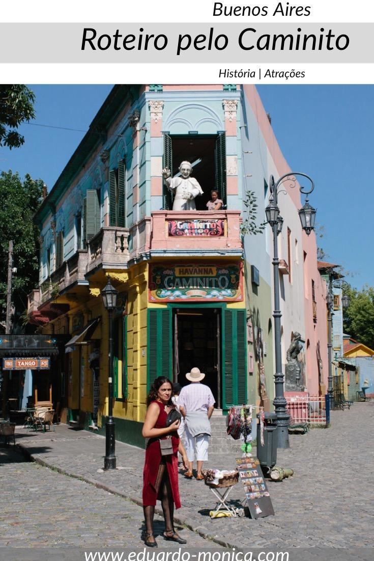 Roteiro pelo Caminito e Arredores em Buenos Aires