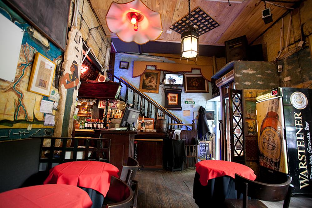 Restaurante em San Telmo