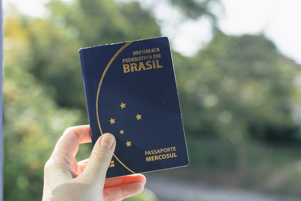 Perdi Roubaram Passaporte Que Fazer