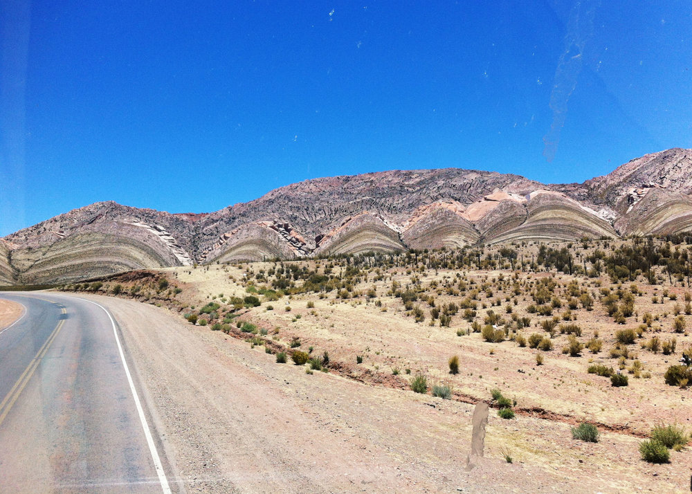 Roteiro Quebrada Humahuaca