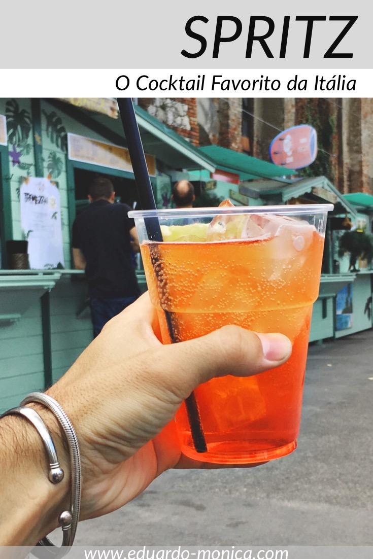 Spritz, o Cocktail Favorito da Itália