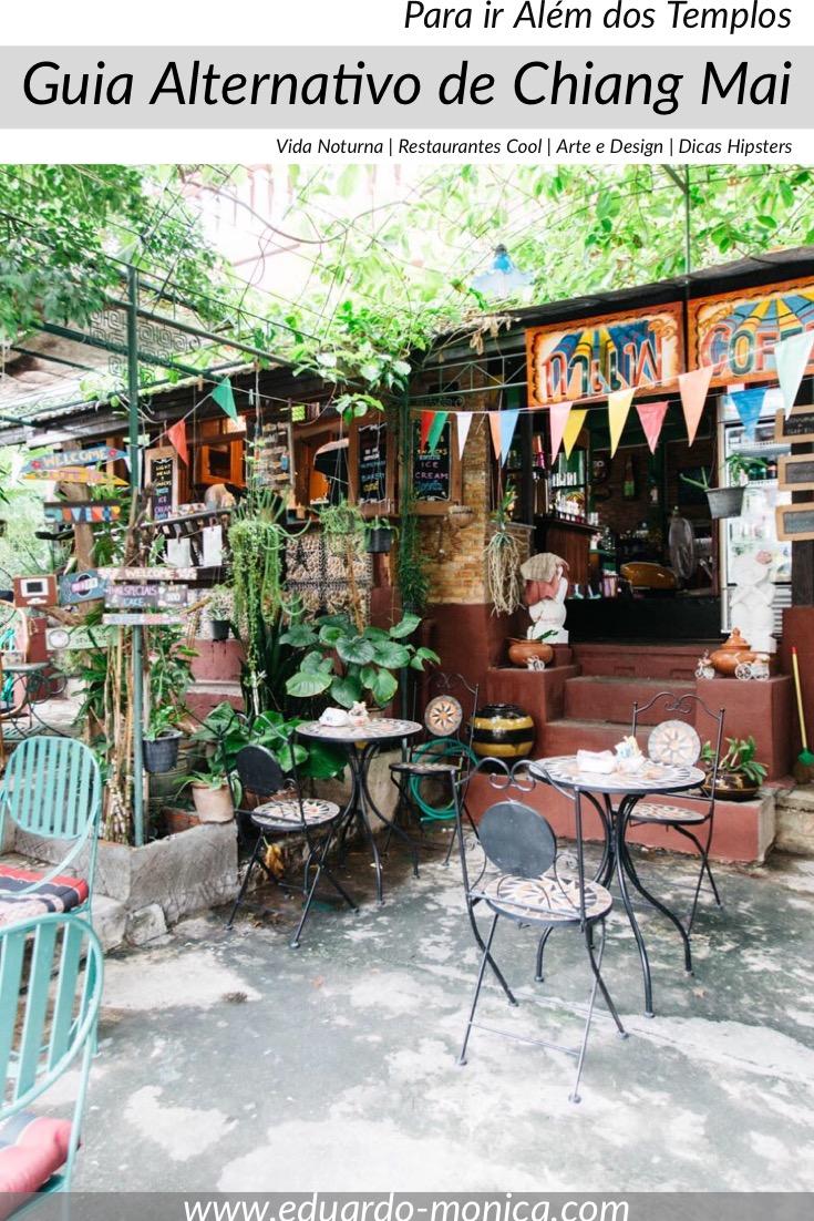 Guia Alternativo de Chiang Mai: Para Ver Além dos Templos