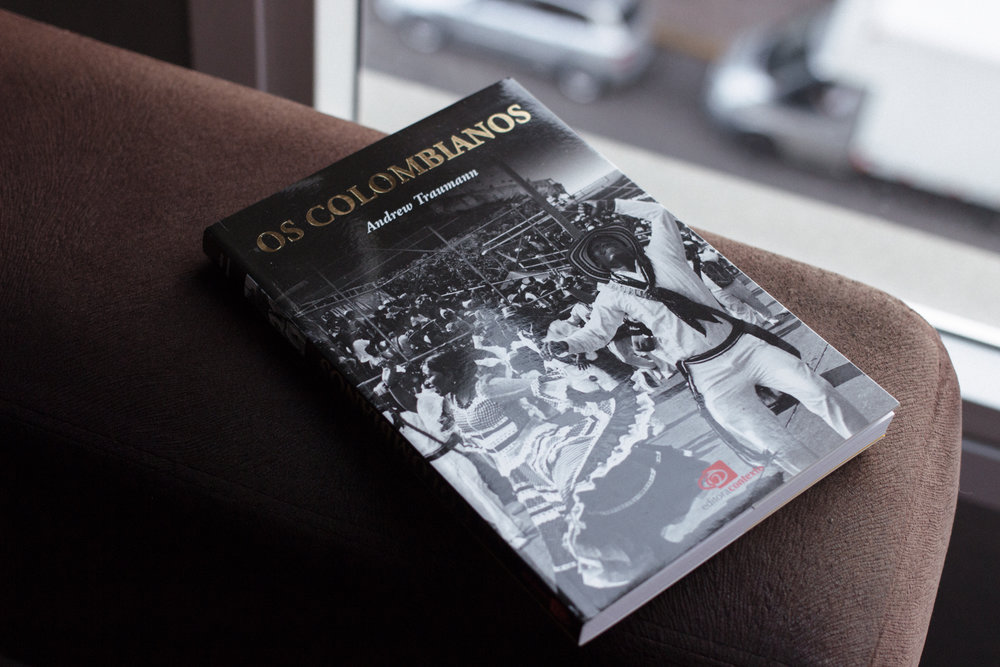 Livro Os Colombianos