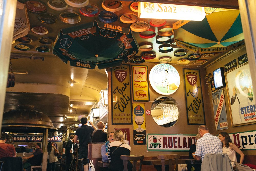 Delirium Café Roteiro 1 Dia Bruxelas