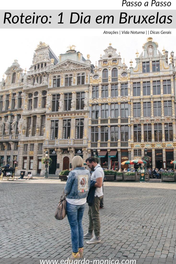 Roteiro de 1 Dia em Bruxelas: Passo a Passo