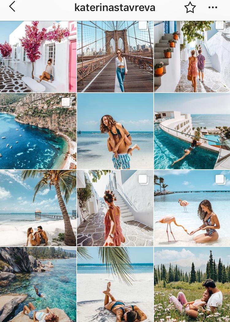 @katerinastavreva   | 5 Dicas para ter feed de Instagram organizado