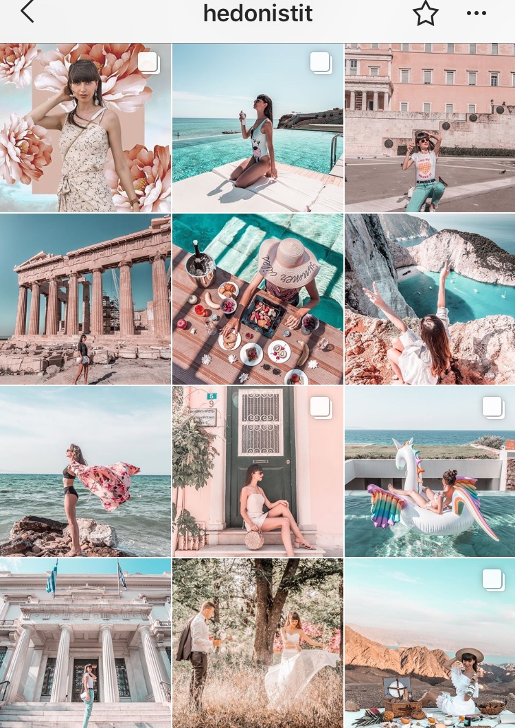 @hedonistit   | 5 Dicas para ter feed de Instagram organizado