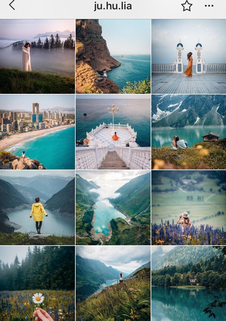 @ju.hu.lia   | 5 Dicas para ter feed de Instagram organizado