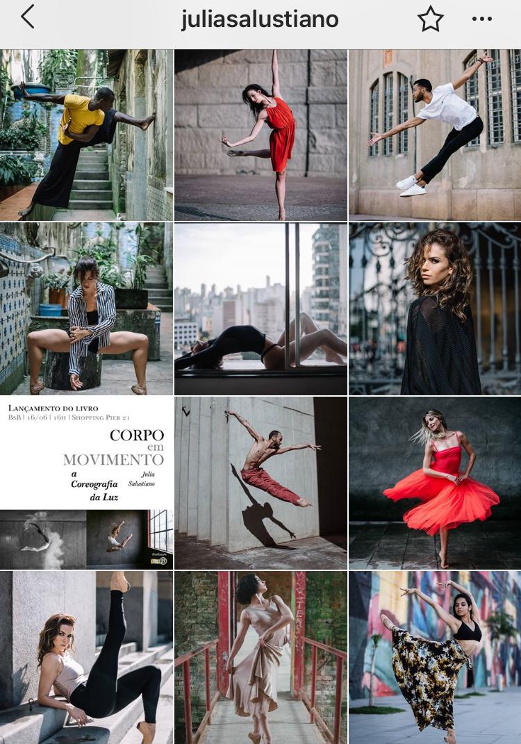 @juliasalustiano   | 5 Dicas para ter feed de Instagram organizado