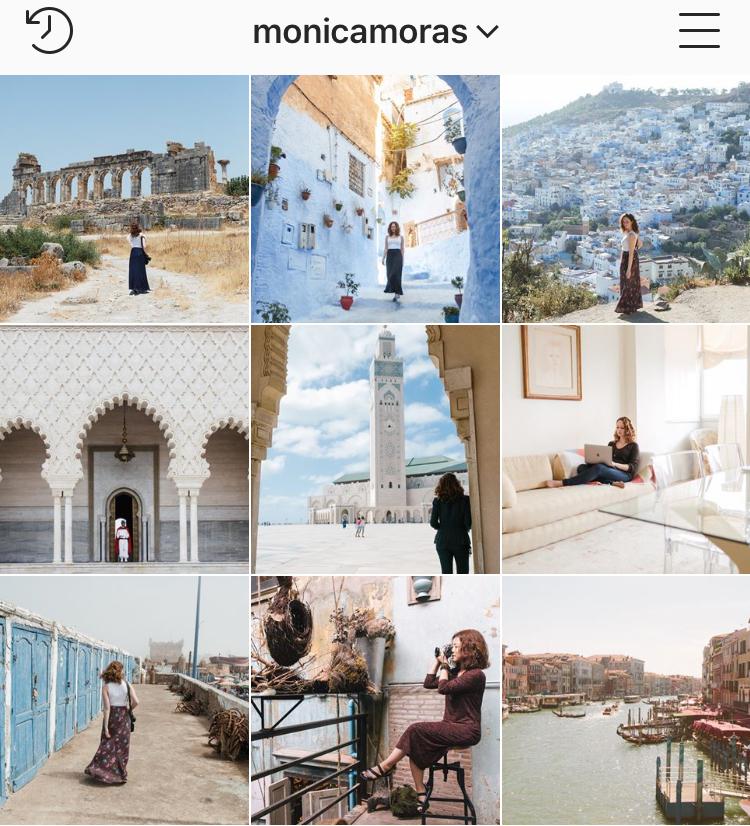 @monicamoras  | 5 Dicas para ter feed de Instagram organizado