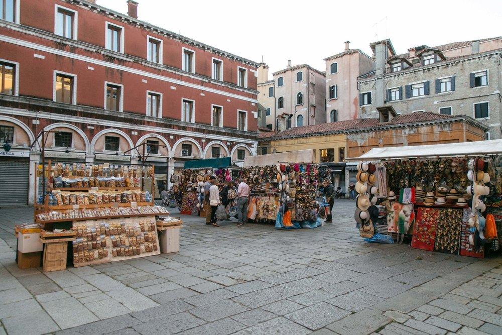 Mercado de Veneza