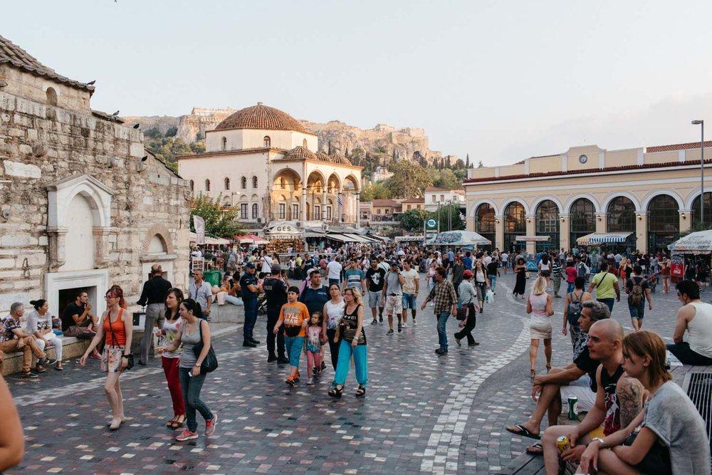 Atenas | Como Planejar uma Viagem pela Europa