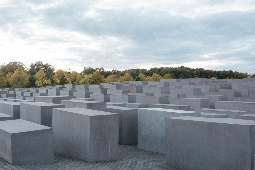 Monumento aos Judeus Assassinados na Europa