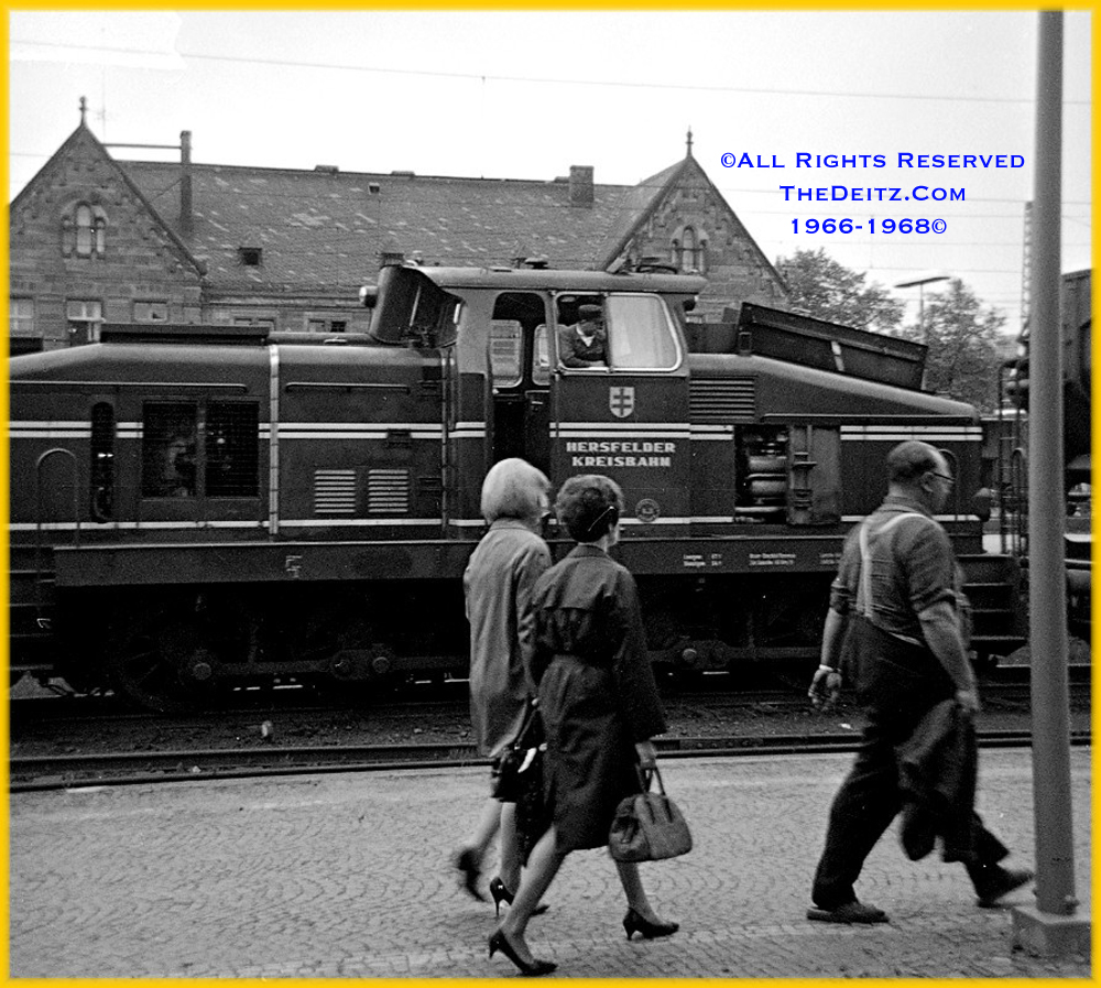Bad Hersfeld, — Click On A Title Below For More About: