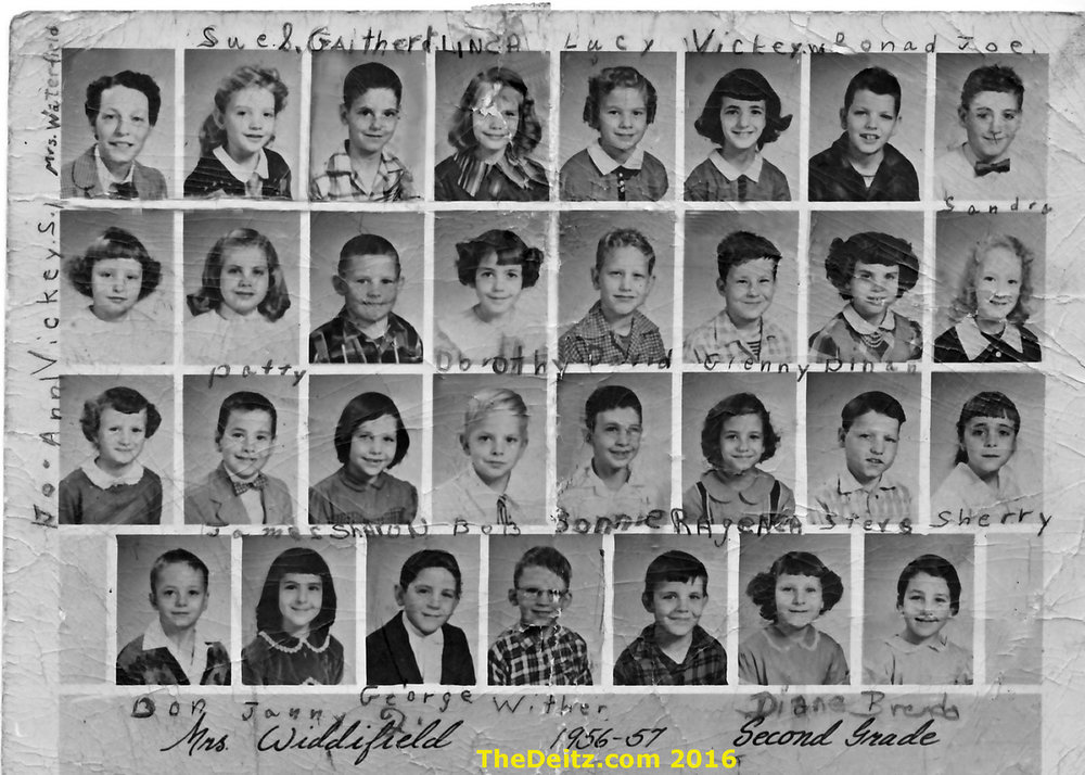 1956 Public School BERKLEY' SOUTH NORFOLK, VA
