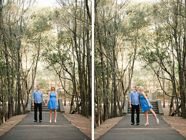 Emma Daniel Park Engagement Sydney Wedding Photographer