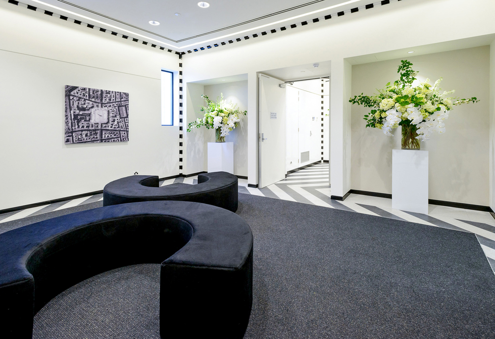 Chanel Australia 300 square metres 7 month fitout project