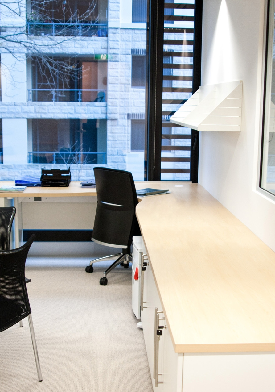 Commercial Office Fitouts + Sydney + Interior Design + Project Management Gold Land