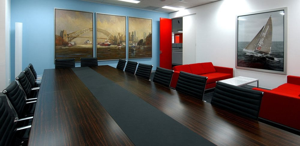 Commercial Office Fitouts + Sydney + Interior Design + Project Management Ateco