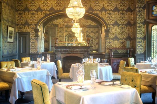 Darley's Restaurant, Lilianfels