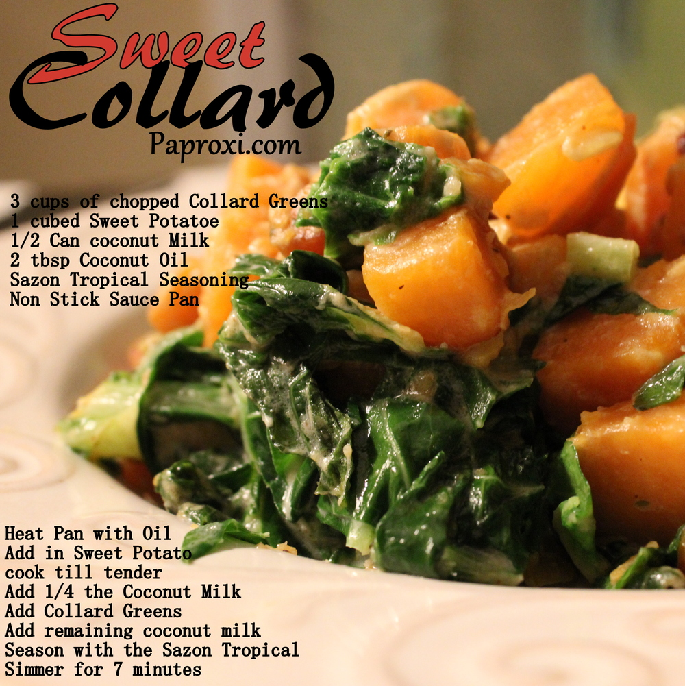 Sweet Collard_recipe_healthy_living_paparoxi_food_vegetarian_vegan_Healthy.JPG