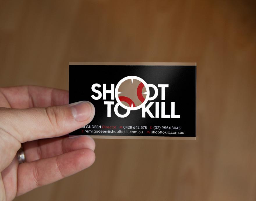 Shoot to Kill — Iva Madderom / Graphic Design & Art Direction
