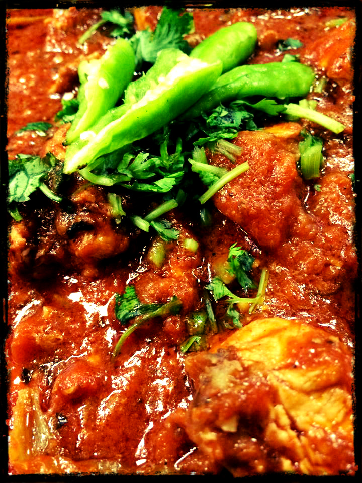 Karahai Chicken