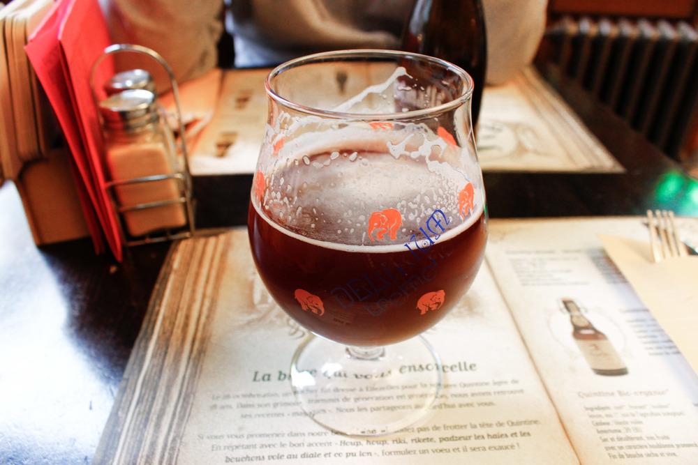 Oh Belgium Beer..