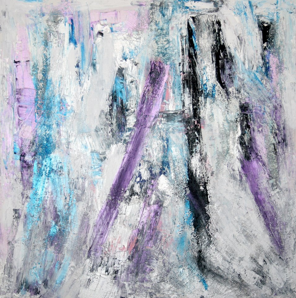 Jill Joy - Glacier 1 - mixed media on canvas -36x36.jpg