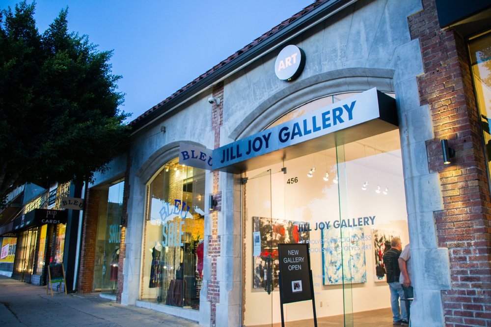 Jill Joy Gallery - 456 S. La Brea Avenue, Los ANgelse, CA 90036