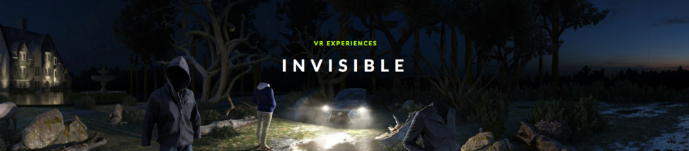 INVISIBLE Season 1 goes live on JAUNT