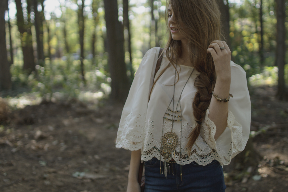 Boho braid by Wanderdust
