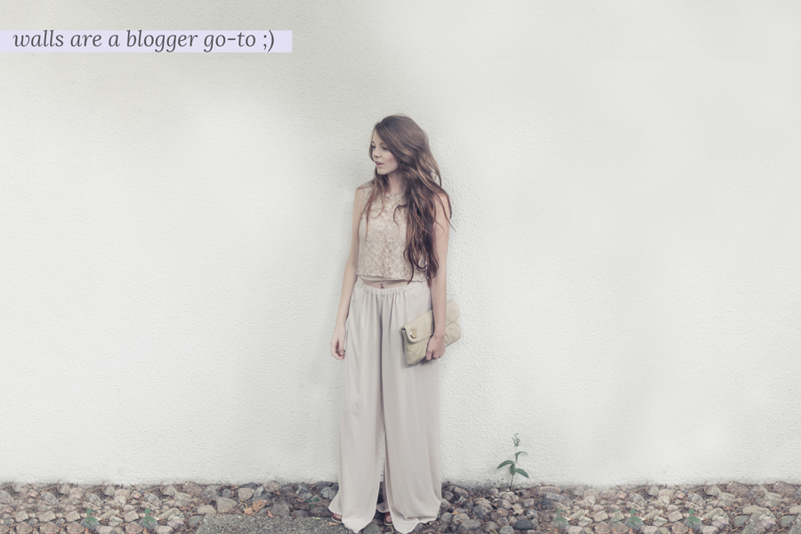 How to take better outfit shots for fashion bloggers