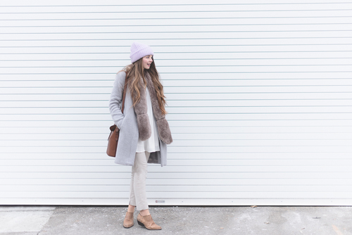 Cute Pastel in Winter