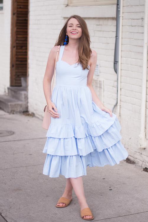 Dress: H&M (new this season)