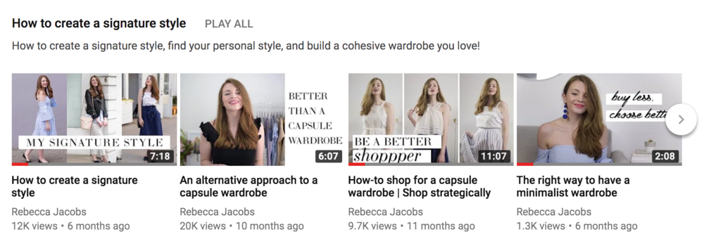 how-to create aSIGNATURE STYLE -