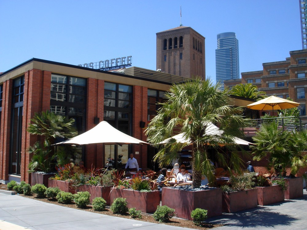 What could be better than a Waterbar Easter Brunch, served on San Francisco's beautiful Embarcadero waterfront? Click through to reserve a table!